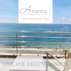 Atlantic hotel Les Sables