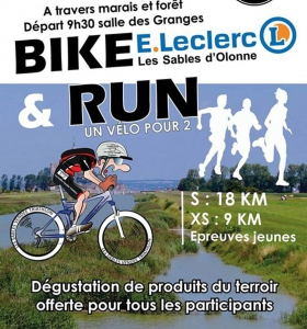 bike and run