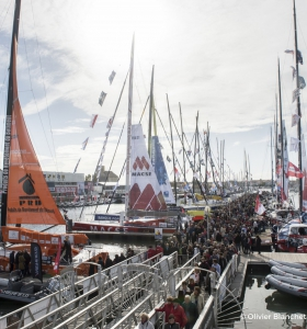 Village vendée globe 2016